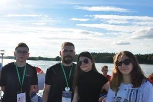 FINAŁ CENTRALNY XLVII OMTTK w Augustowie z drużynami z Żywiecczyzny - zdjęcie20