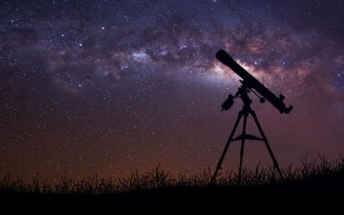 Spotkanie koła astronomicznego