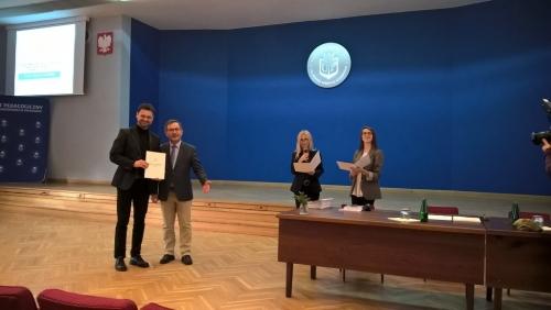 Współpraca z Uniwersytetem Pedagogicznym w Krakowie